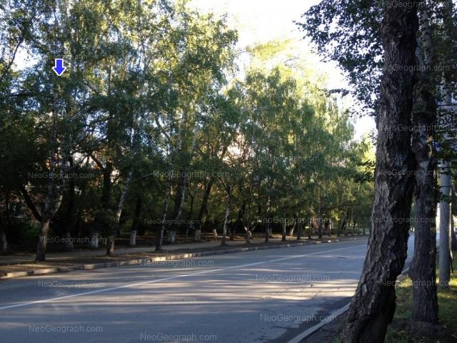 Адрес(а) на фотографии: улица Блюхера, 19, 21, Екатеринбург