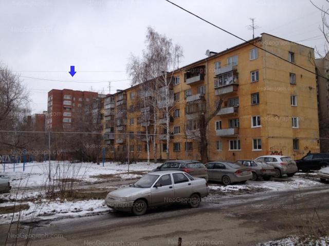 Адрес(а) на фотографии: улица Колмогорова, 54а, Екатеринбург