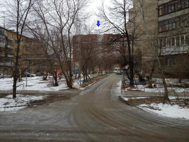 Адрес(а) на фотографии: улица Колмогорова, 54а, 56, Екатеринбург