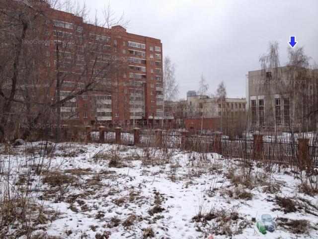 Address(es) on photo: Kolmogorova street, 54, 54а, Yekaterinburg