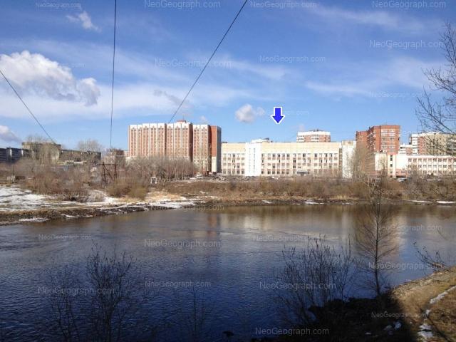 Address(es) on photo: Kolmogorova street, 52, 54, 54а, Yekaterinburg