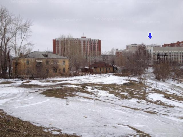 Address(es) on photo: Kolmogorova street, 52, 54, Yekaterinburg
