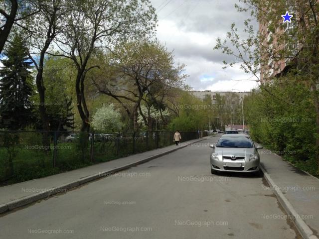 Адрес(а) на фотографии: Флотская улица, 41, 43, Екатеринбург