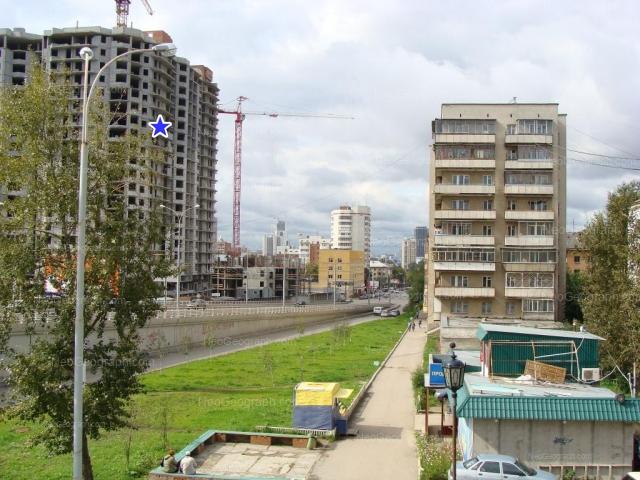Адрес(а) на фотографии: улица Шевченко, 16, 20, 33, Екатеринбург