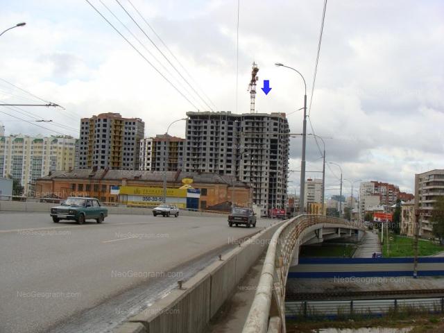 Адрес(а) на фотографии: улица Шевченко, 20, 33, Екатеринбург