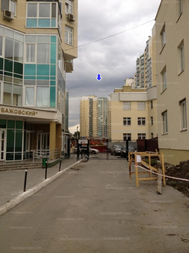 Адрес(а) на фотографии: улица Шевченко, 20, Екатеринбург