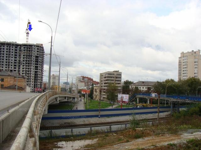 Адрес(а) на фотографии: улица Шевченко, 20, 33, 35, Екатеринбург