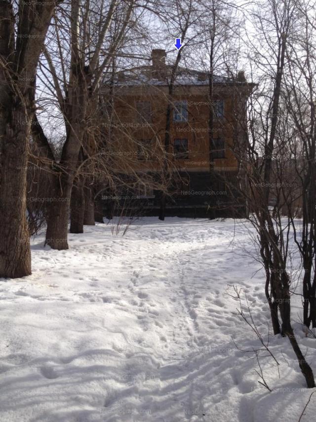 Адрес(а) на фотографии: Технологическая улица, 8, Екатеринбург