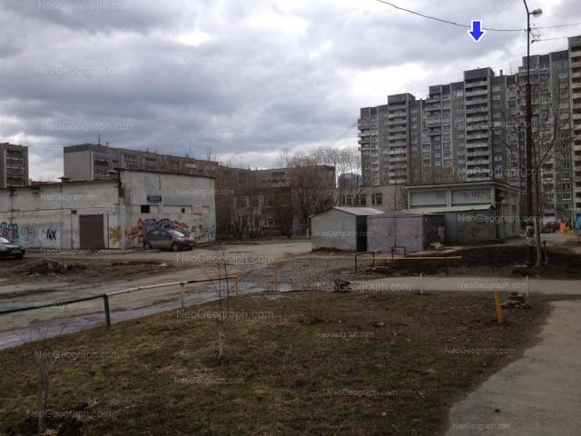 Адрес(а) на фотографии: улица Бебеля, 108, 110, 112, 114А, Екатеринбург