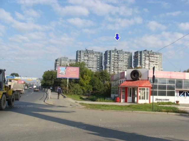 Адрес(а) на фотографии: улица Бебеля, 108, 110, 112, 114, Екатеринбург