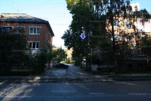 Адрес(а) на фотографии: Флотская улица, 43, Екатеринбург