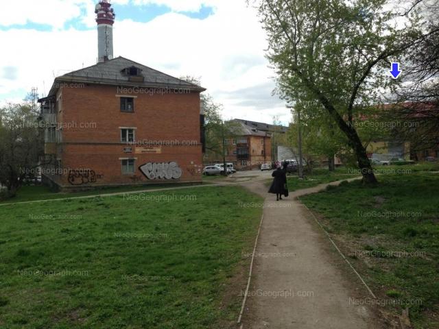 Адрес(а) на фотографии: Флотская улица, 43, 45, Екатеринбург