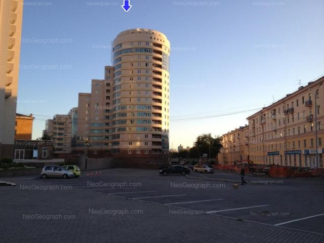 Адрес(а) на фотографии: улица Николая Никонова, 10, Екатеринбург