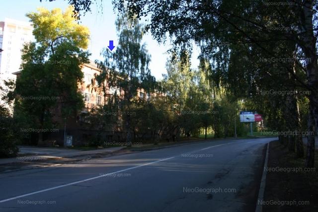 Адрес(а) на фотографии: улица Блюхера, 15, Екатеринбург