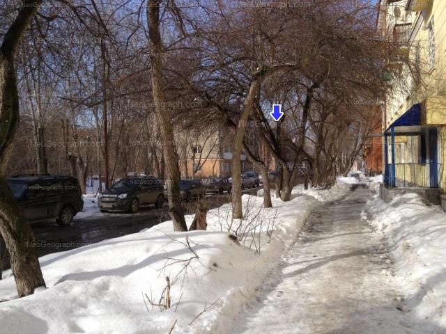 Address(es) on photo: Komsomolskaya street, 25, Yekaterinburg