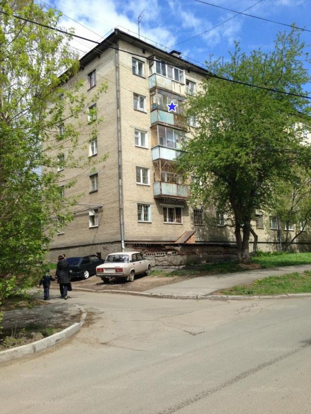 Адрес(а) на фотографии: Асбестовский переулок, 5, Екатеринбург