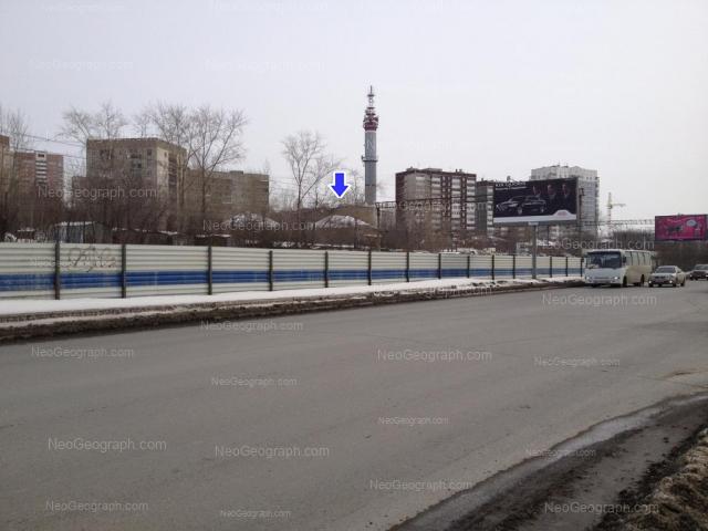 Адрес(а) на фотографии: Тобольская улица, 76/2, 76/3, Екатеринбург