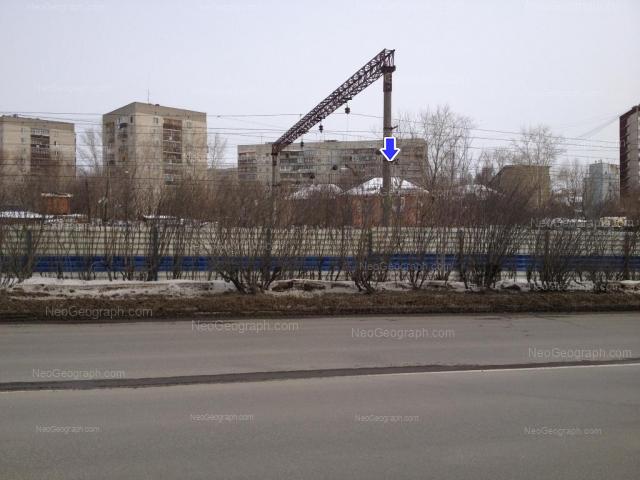 Адрес(а) на фотографии: Тобольская улица, 76/1, 76/2, 76/3, Екатеринбург