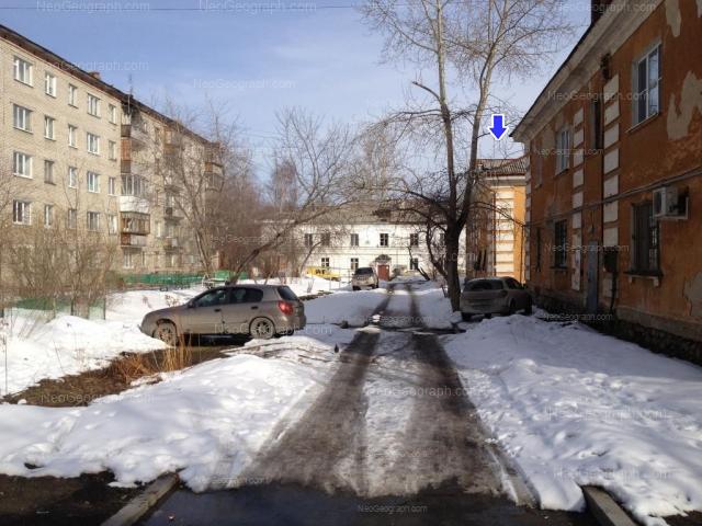 Адрес(а) на фотографии: Первомайская улица, 99А, 99Б, Екатеринбург