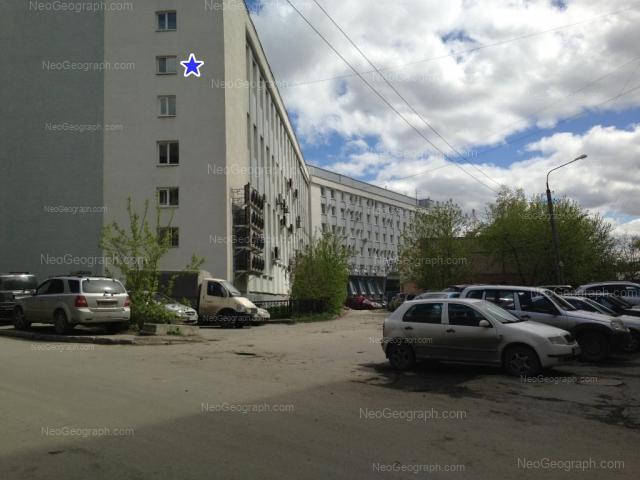 Адрес(а) на фотографии: Асбестовский переулок, 4, 4а, Екатеринбург