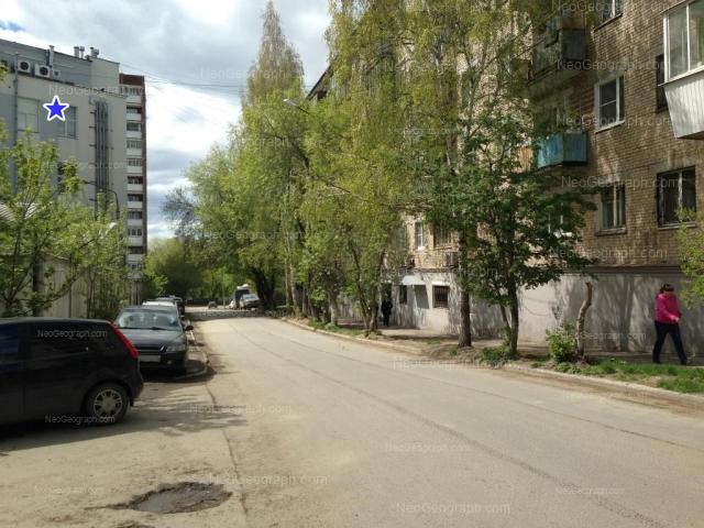 Адрес(а) на фотографии: Асбестовский переулок, 3, 4, Екатеринбург