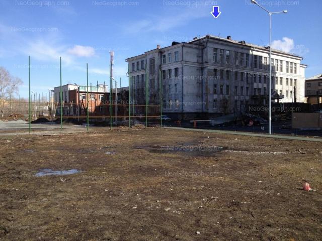 Адрес(а) на фотографии: улица Юмашева, 20, Екатеринбург