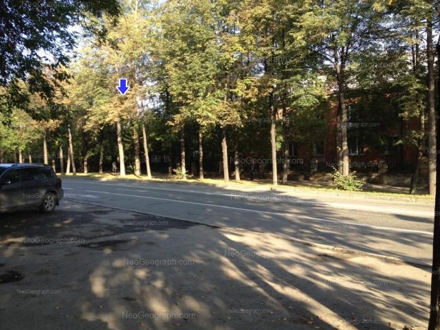 Адрес(а) на фотографии: Первомайская улица, 103, 105, Екатеринбург