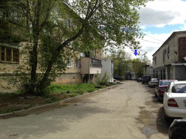 Адрес(а) на фотографии: улица Блюхера, 7А, Екатеринбург