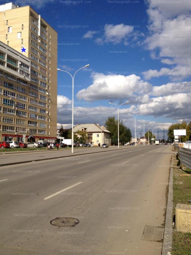 Адрес(а) на фотографии: улица Бакинских Комиссаров, 113, Екатеринбург