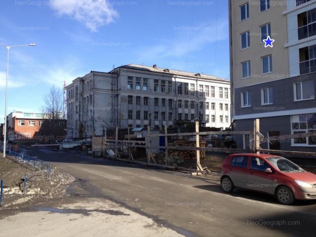 Адрес(а) на фотографии: улица Юмашева, 12, 20, Екатеринбург