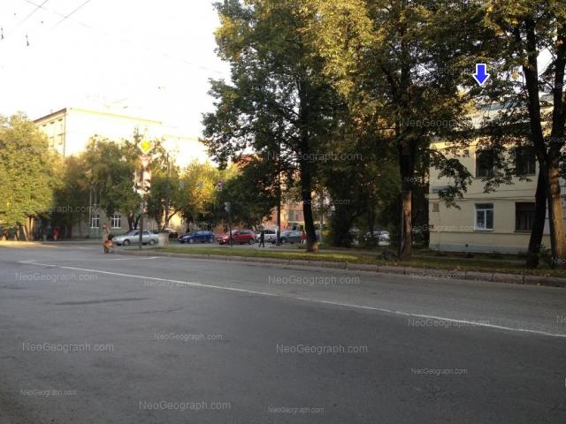 Адрес(а) на фотографии: Первомайская улица, 91, 95, Екатеринбург