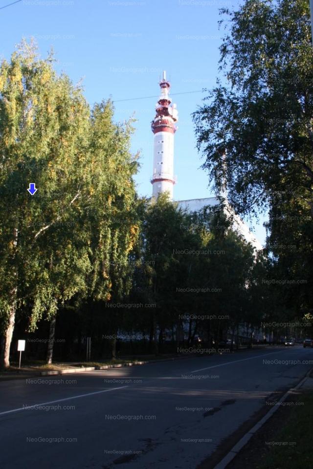 Адрес(а) на фотографии: улица Блюхера, 5А, 7, 7А, Екатеринбург