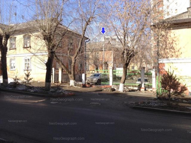 Address(es) on photo: Energostroiteley street, 6, 8, 8А, Yekaterinburg