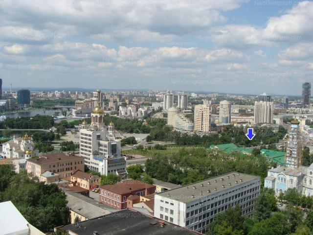 Адрес(а) на фотографии: улица Карла Либкнехта, 42, 44, Екатеринбург
