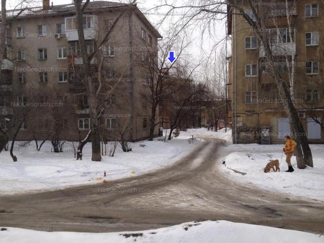 Адрес(а) на фотографии: улица Мичурина, 21, 40, Екатеринбург