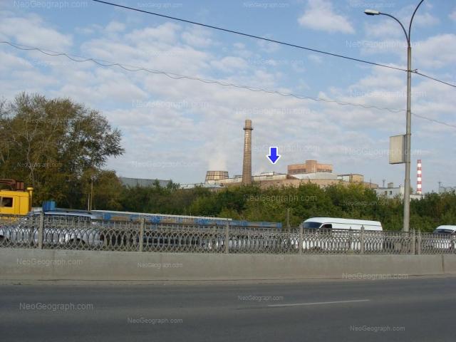 Address(es) on photo: Bebeliya street, 11А, Yekaterinburg