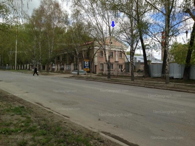 Адрес(а) на фотографии: улица Блюхера, 4, Екатеринбург