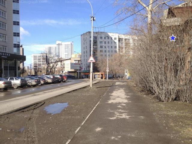 Адрес(а) на фотографии: улица Энергостроителей, 12, Екатеринбург