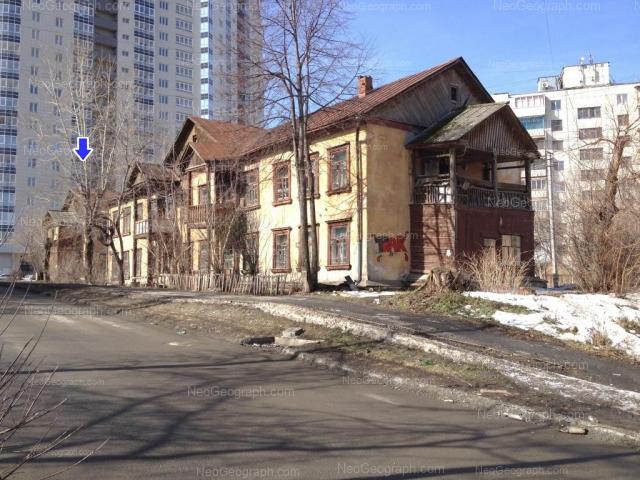 Адрес(а) на фотографии: улица Энергостроителей, 10, 12, Екатеринбург