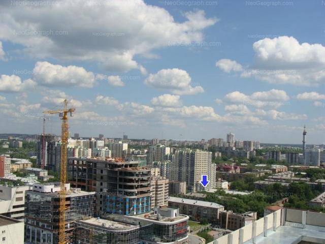 Адрес(а) на фотографии: Шарташская улица, 4, 10, 12, 14, Екатеринбург