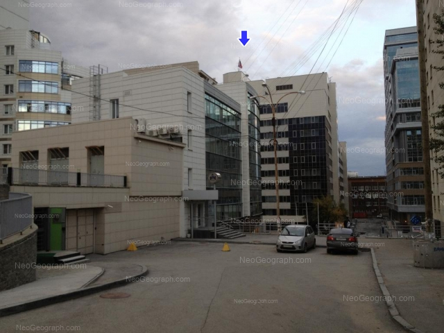Адрес(а) на фотографии: улица Мамина-Сибиряка, 52, 101, Екатеринбург