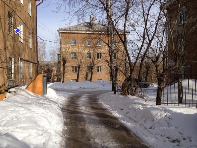 Адрес(а) на фотографии: Курьинский переулок, 5, 7, Екатеринбург
