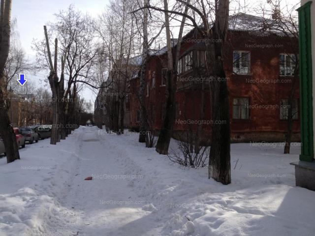 Адрес(а) на фотографии: Курьинский переулок, 5, 6, 8, Екатеринбург