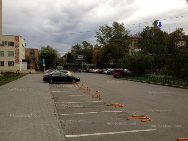Address(es) on photo: Shartashskaya street, 13/3, 18, 20, Yekaterinburg