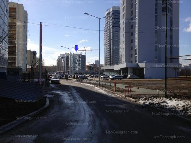 Адрес(а) на фотографии: улица Юмашева, 5, 7, 13, 15, Екатеринбург