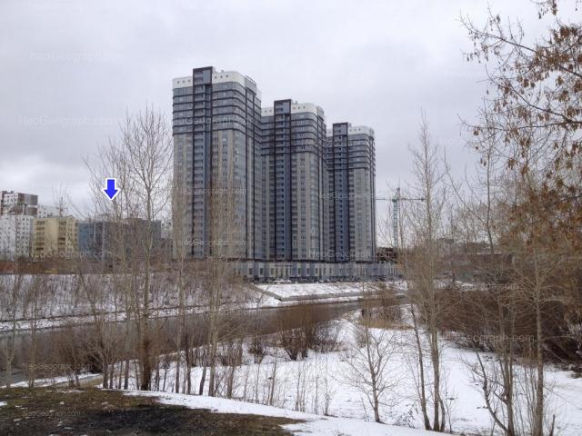Адрес(а) на фотографии: улица Юмашева, 7, 9, 10, 11, 13, Екатеринбург
