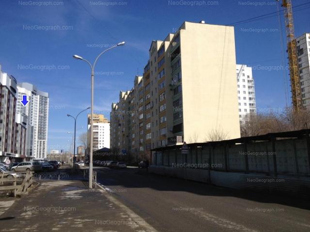 Адрес(а) на фотографии: улица Юмашева, 5, 7, 10, 15, Екатеринбург