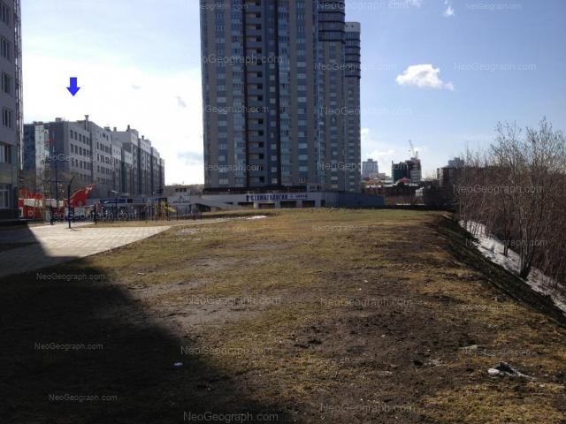 Адрес(а) на фотографии: улица Юмашева, 5, 7, 13, Екатеринбург