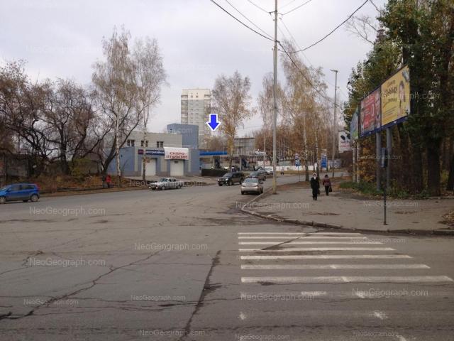 Адрес(а) на фотографии: улица Блюхера, 1, Екатеринбург