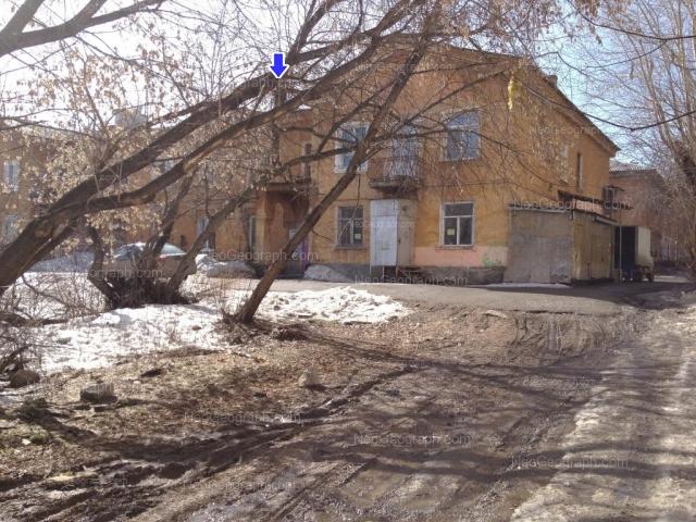 Address(es) on photo: Papanina street, 19, Yekaterinburg